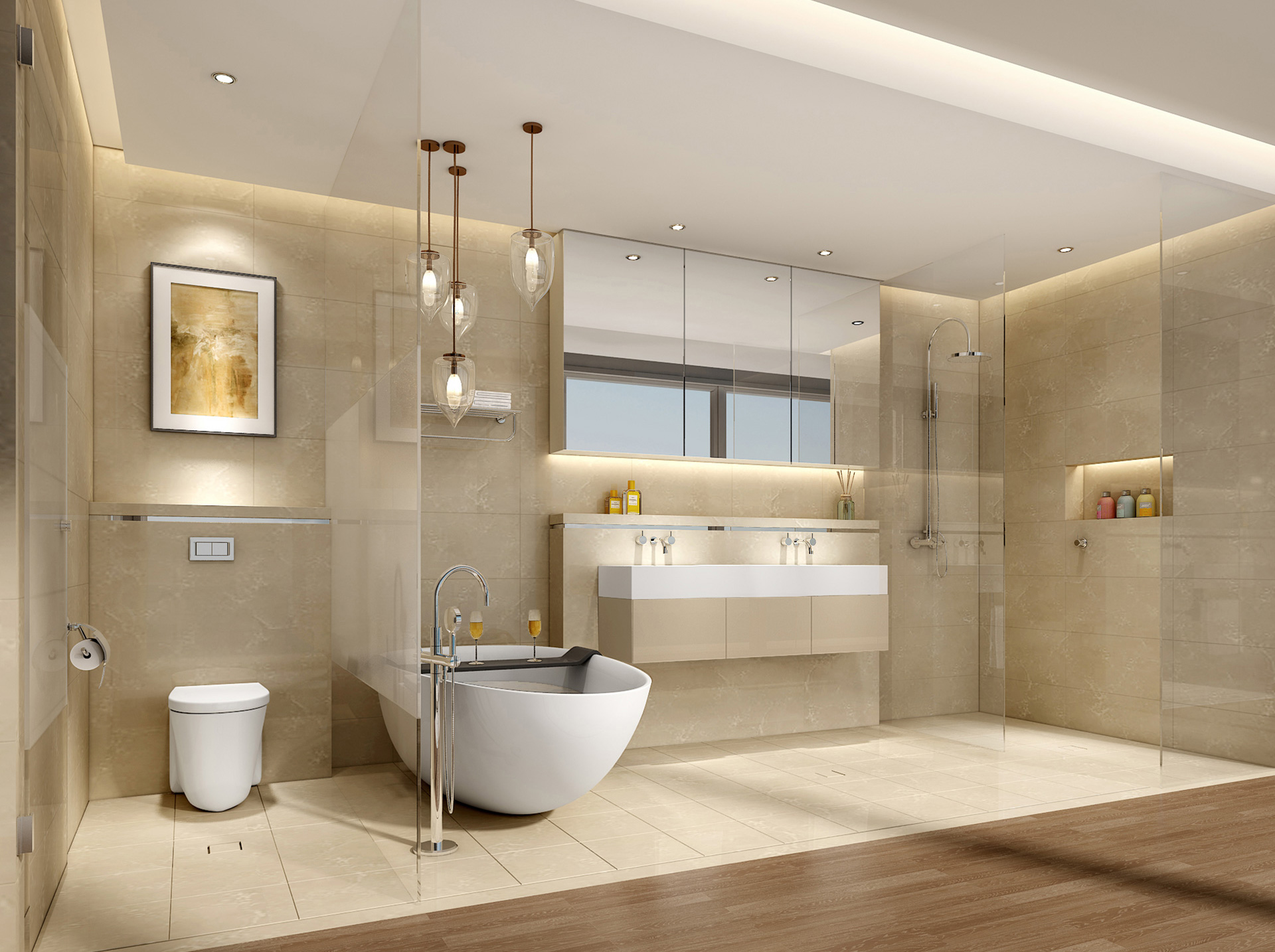 Bathroom of Crownview Apartments - Units for Sale Wollongong